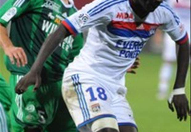 Lyon's Bafetimbi Gomis scores fastest-ever Champions League hat-trick against Dinamo Zagreb
