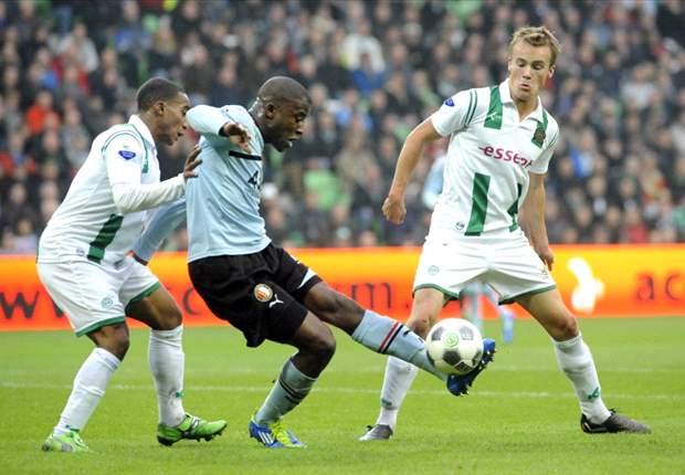 Groningen legt Feyenoord op de pijnbank