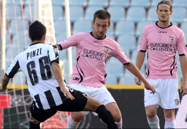 Colpo grosso dell'Hellas Verona: è ufficiale l'arrivo dal Palermo dello sloveno Bacinovic