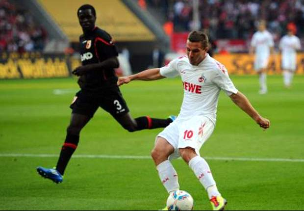 Koln's Lukas Podolski: My future is uncertain