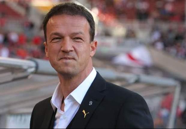VfB: Fredi Bobic ist enttäuscht vom Spiel seiner Mannschaft