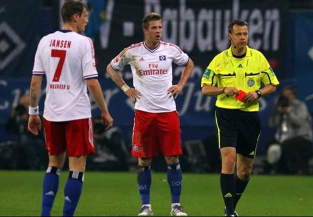 HSV kann zu Hause nicht gewinnen: 1:1 gegen Kaiserslautern