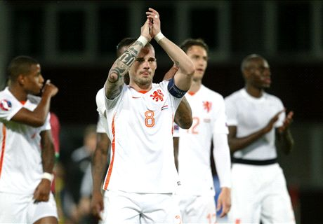 Player Ratings: Latvia 0-2 Netherlands