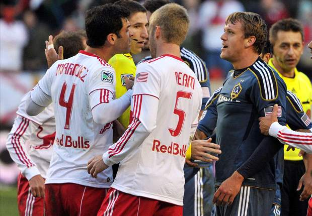 MLS Playoff Preview: LA Galaxy - New York Red Bulls