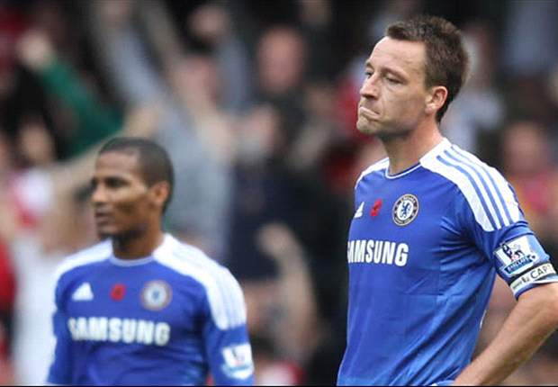 Chelsea Captain John Terry Confident Of Overcoming Knee Problems To Face Sunderland