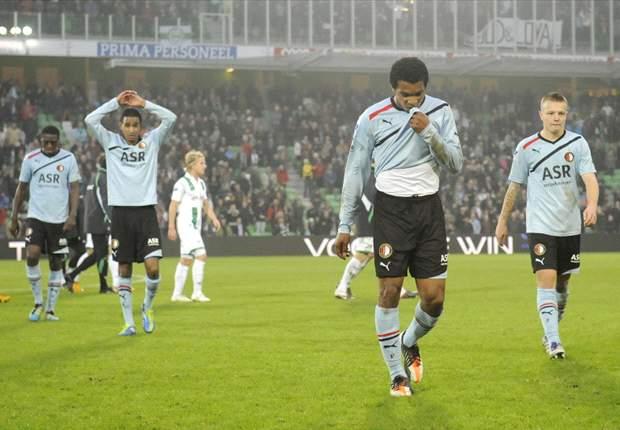 ERE - Feyenoord wil blamage wegspoelen