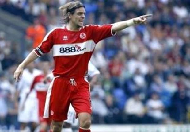 Jonathan Woodgate Kembali Ke Middlesbrough