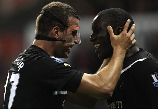 Stoke City 1-3 Newcastle: Demba Ba bags hat-trick as former transfer target comes back to haunt Tony Pulis on Halloween