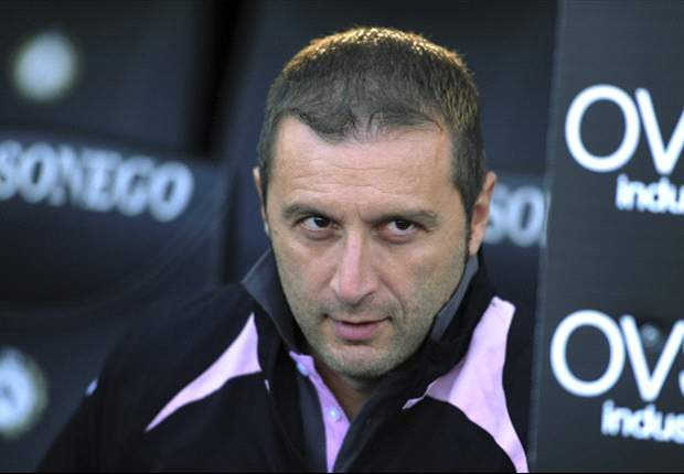 Palermo made life easy for Juventus, claims coach Devis Mangia
