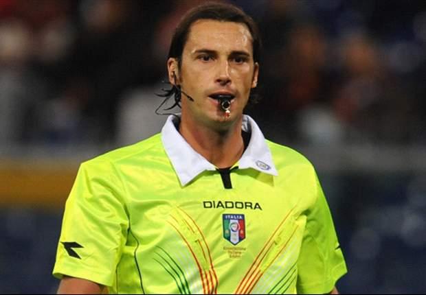 Serie A, gli arbitri della 9ª giornata: A Gervasoni Catania-Juventus, De Marco per l'Inter, Celi per il Napoli