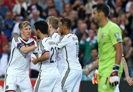 Player Ratings: Gibraltar 0-7 Germany