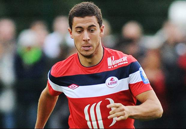 Hazard 'excited' over Manchester United link & flattered by Ferguson scouting trip
