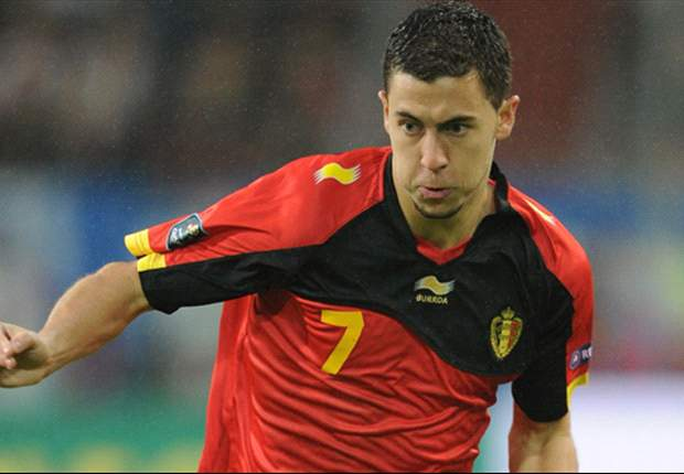 Hodgson scouted Hazard for Liverpool