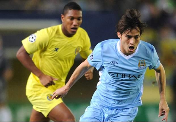 Tekuk Villarreal, Manchester City Salip Napoli