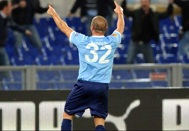 Lazio's Cristian Brocchi after victory over FC Zurich in Europa League: We can win silverware this season