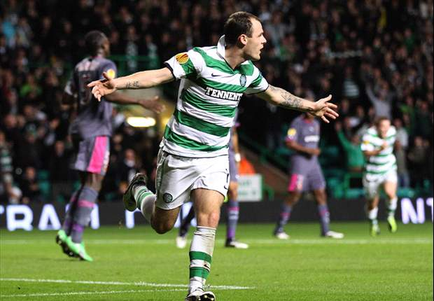 St Mirren 1-2 Celtic: Stokes strikes to book Scottish Cup semi-final place