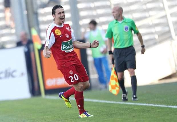Ligue 1 - Brest s'impose à Evian
