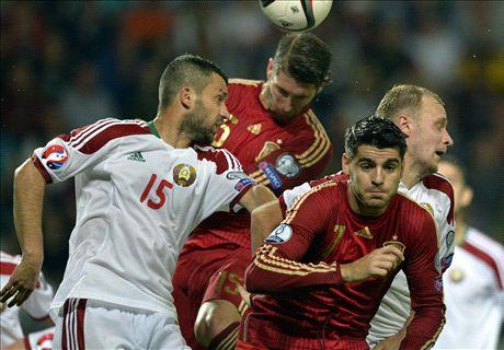 Match Report: Belarus 0-1 Spain