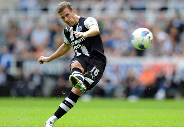 Newcastle confirm Ryan Taylor did not suffer a broken leg against Aston Villa