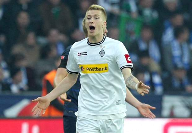 Manchester City director reveals the club have been watching Borussia Monchengladbach's Marco Reus