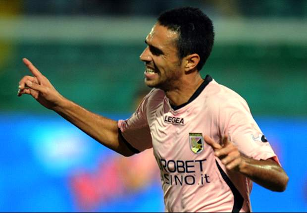 Palermo's Zahavi expected set to be out for three months