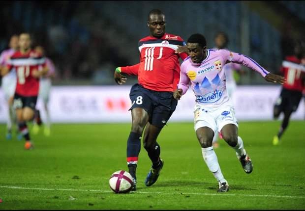 Ligue 2, Evian - Dja Djédjé out cinq semaines
