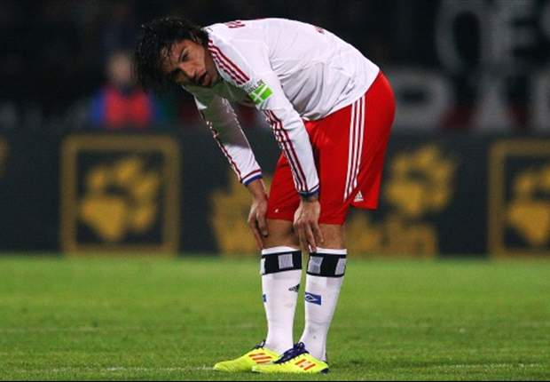 Hamburger SV: Paolo Guerrero vor Wechsel nach Sao Paulo