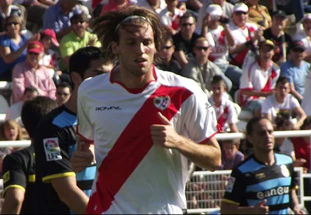Michu: Intentamos transmitirles a los futbolistas del Granada que también se salvaban perdiendo