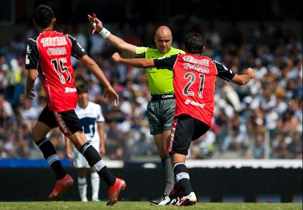 Juan Pablo Santiago anuncia su retiro por lesión