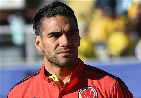 Colombia hero Falcao facing the chop