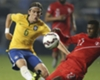 The unsung hero: Filipe Luis is key to Brazil's chances