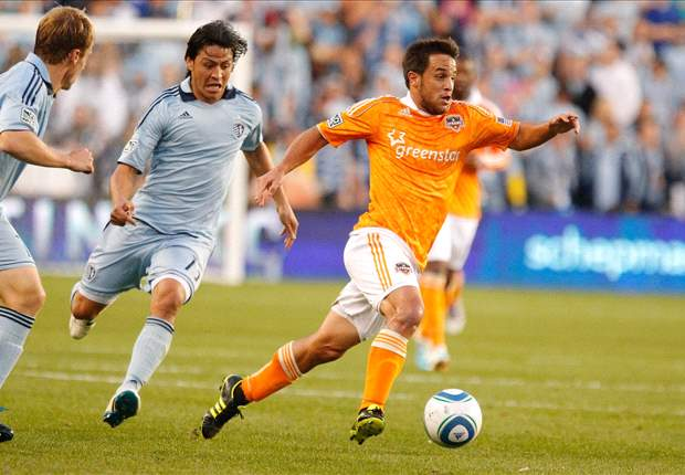 Sporting Kansas City 0-2 Houston Dynamo: The Dynamo rally after losing midfield star Brad Davis