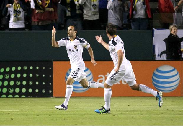 LA Galaxy 3-1 Real Salt Lake: Galaxy ride a strong second half to advance to MLS Cup