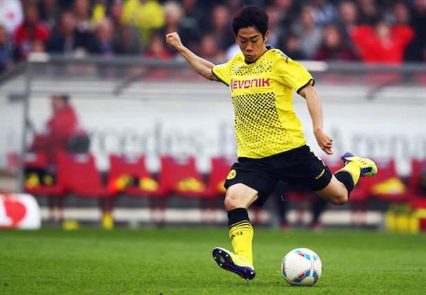 Shinji Kagawa sieht seine Zukunft bei Borussia Dortmund