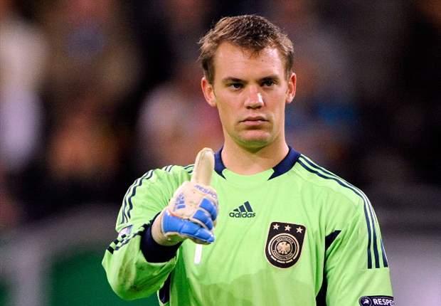 Manuel Neuer: Jerman Bukan Favorit