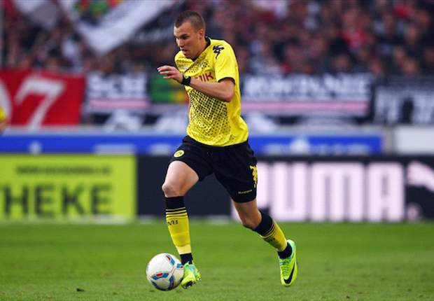 Arsenal have not yet approached Borussia Dortmund's Kevin Grosskreutz, agent says