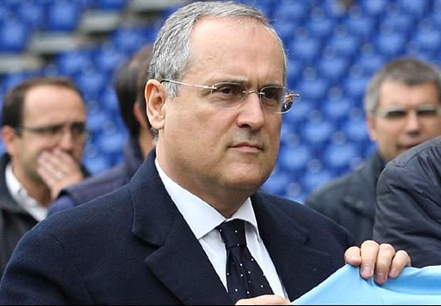 """Il mercato della Lazio non decolla ma Lotito zittisce i mugugni: """"Petkovic non è mago Zurlì, ci rinforzeremo. Breno spero possa arrivare, Yilmaz un mercenario"""""""
