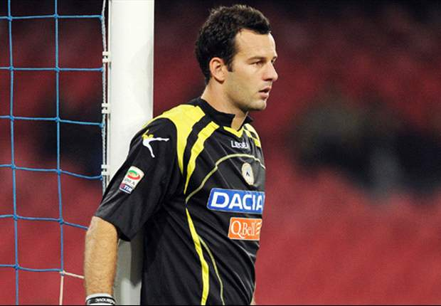 Tottenham and Arsenal target Handanovic not for sale, says Udinese chief