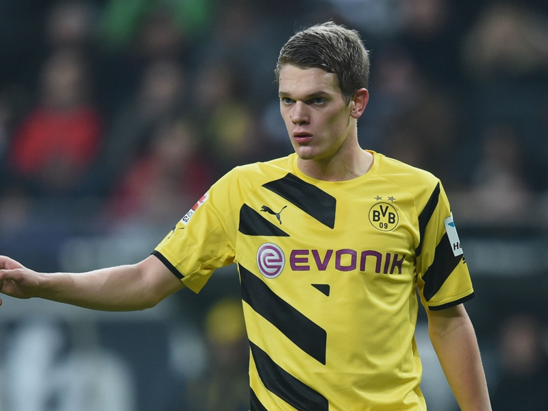 Ginter considered retiring after Dortmund bomb attack
