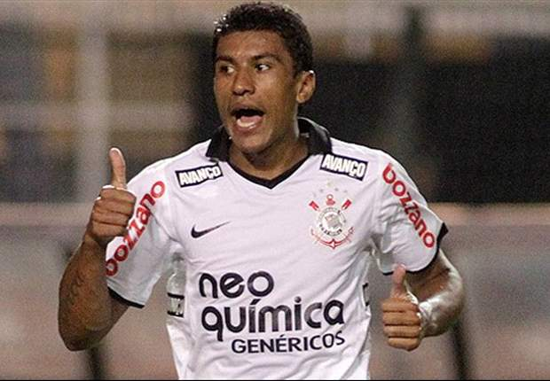 Agent of Corinthians star Paulinho to meet with Roma & AC Milan - report