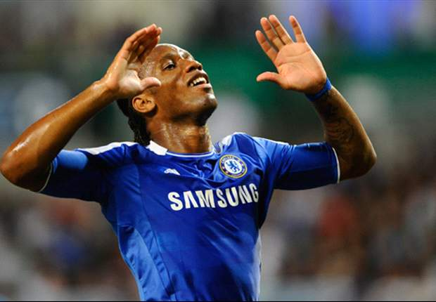 Frank Isola: Didier Drogba is all about the money