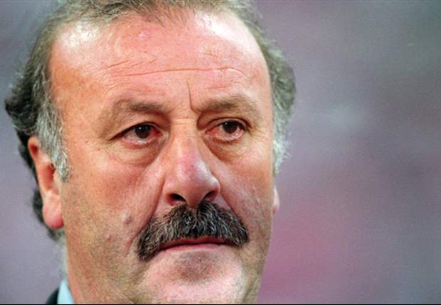 Spain's Vicente del Bosque: We would like to avoid Germany in the Euro 2012 group stage