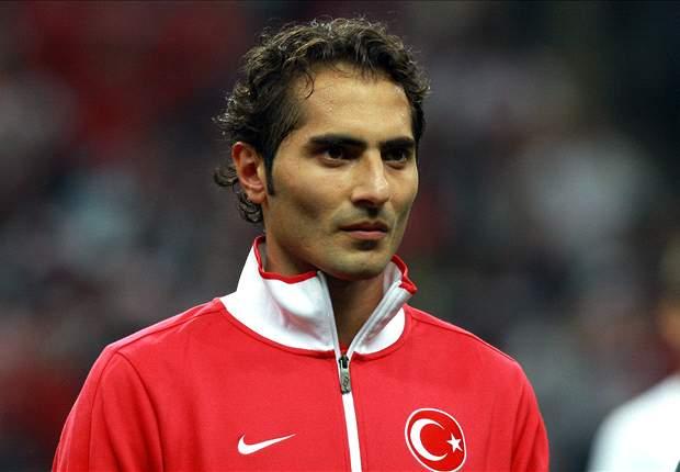 Hamit Altintop joins Galatasaray training camp