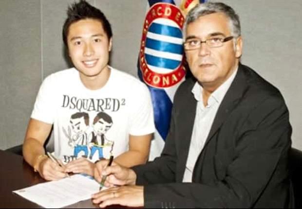 Espanyol sign Indonesian youngster Arthur Irawan