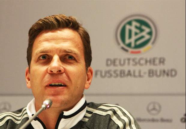 Bierhoff annoyed at mole leaking Germany line-up