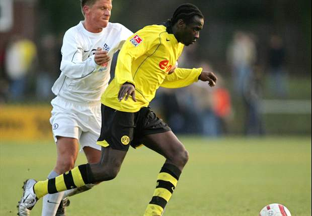 Addo backs Dortmund for Champions League glory