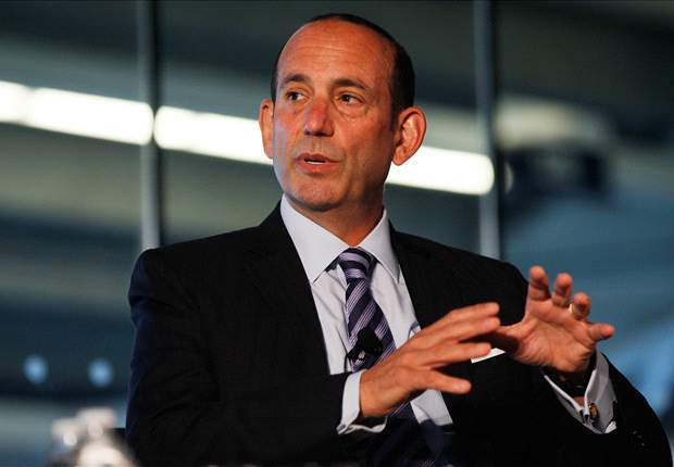 Garber: No talks of MLS gaining entry into Copa Libertadores