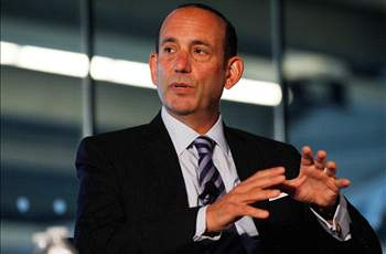 Don Garber surprised by Blatter's criticism of MLS