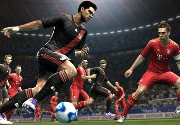 PES 2013: Konami bietet Spielstationen im Überfluss an