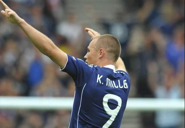 Cyprus 1-2 Scotland: Impressive Kenny Miller & Jamie Mackie strikes give Tartan Army entertaining friendly victory